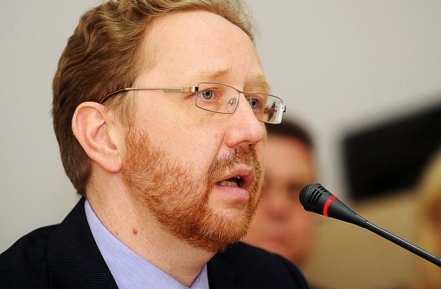 Privatizācijas aģentūras valdes priekšsēdētājs Vladimirs Loginovs