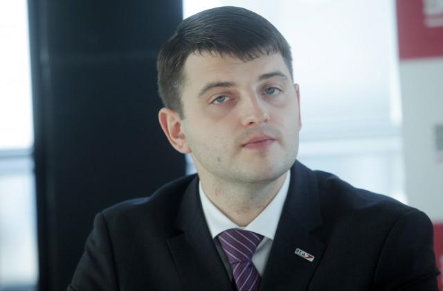 Apdrošināšanas sabiedrības BTA valdes priekšsēdētājs Jānis Lucaus