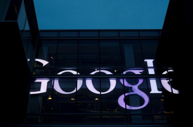"""""""Google"""" birojs Kembridžā, ASV. 27.jūnijs, 2017"""