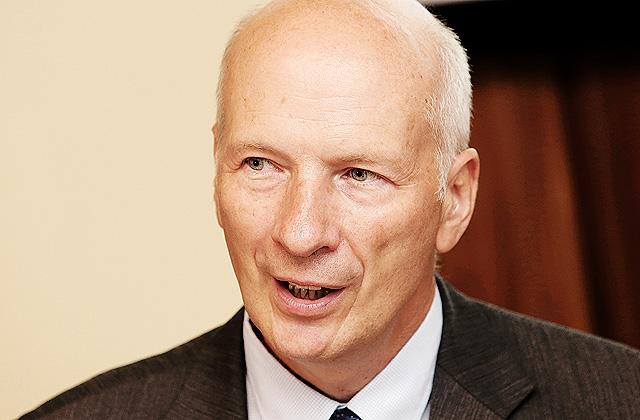 Fiskālās disciplīnas padomes priekšsēdētājs Jānis Platais