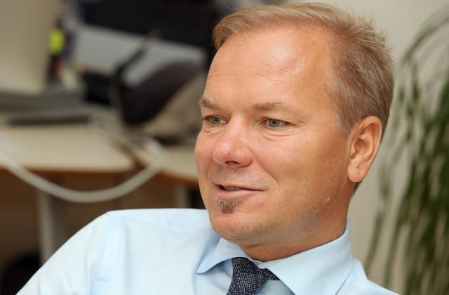 Latvijas Atkritumu saimniecības uzņēmumu asociācijas valdes priekšsēdētājs Jānis Vilgerts