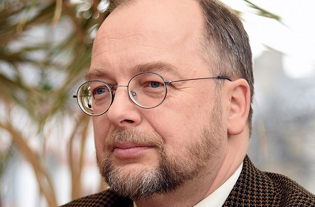 LBAS vadītājs Egils Baldzēns