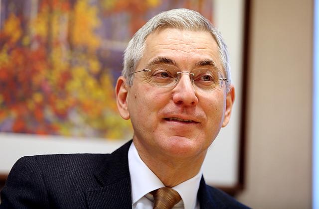 Kanādas vēstnieks Latvijā Alēns Osērs
