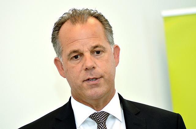 """""""airBaltic"""" valdes priekšsēdētājs Martins Gauss"""