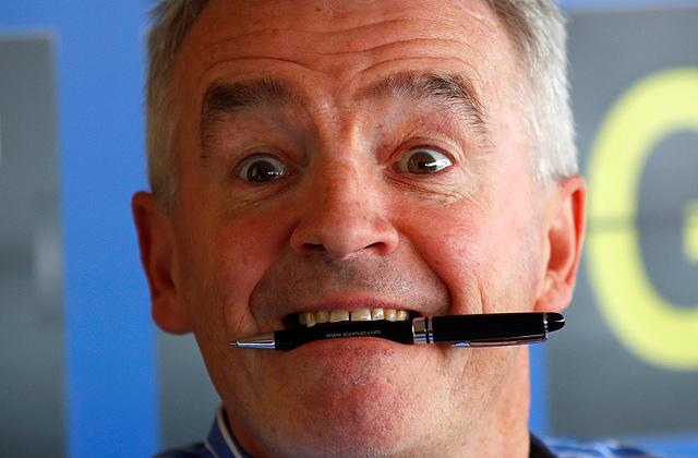 «Ryanair» vadītājs Maikls O'Līrijs