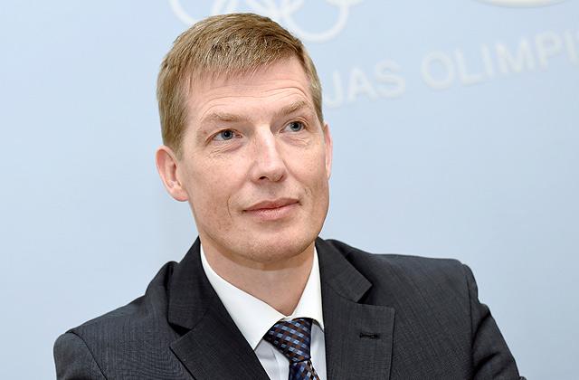 "AS ""Latvenergo"" valdes loceklis Uldis Bariss"