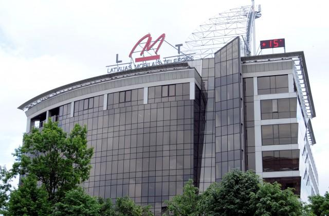 "SIA ""Latvijas mobilais telefons"" (LMT) ēka"