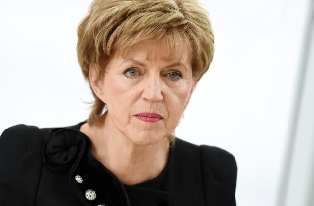 Eiroparlamenta deputāte Inese Vaidere