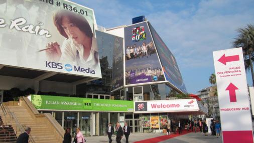 """""""Rija"""" pasaules mediju tirgū Kannās iepazīstinās ar vairāk nekā 50 Latvijā producētām filmām"""