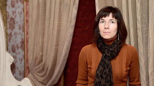 TV3 skatītāju iemīļotā seriāla «UgunsGrēks» producente Baiba Saleniece