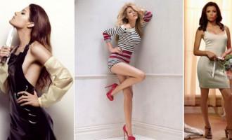 12 seksīgas TV seriālu aktrises