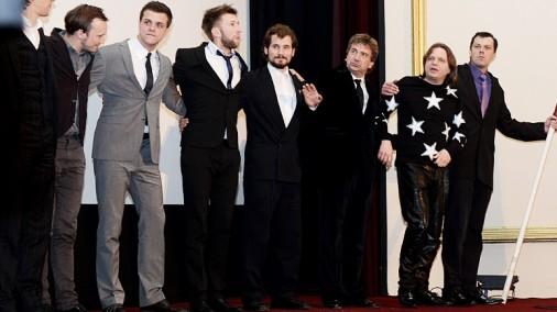 «Lielajam Kristapam» nominētas 33 filmas. Līdere - «Sapņu komanda»