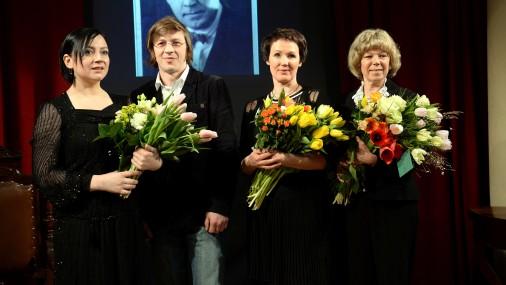 Foto: Pasniegtas šī gada Teātra dienas balvas