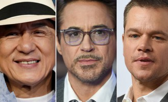 10 pelnošākie aktieri pasaulē
