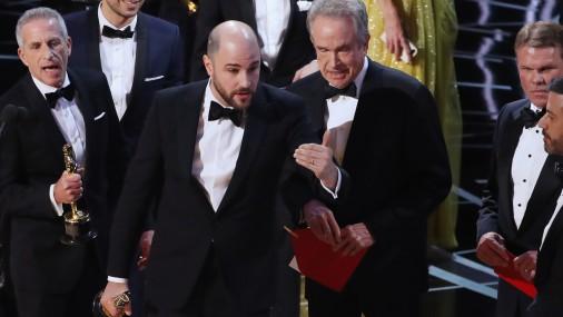 Tiešām kaut kas nebijis! Kā tika sajaukta «Oskara» galvenā balva