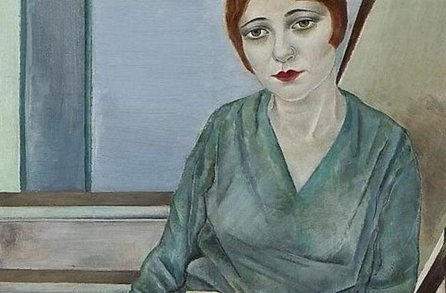 """Aleksandra Beļcova """"Sieviete ar kārtīm"""""""