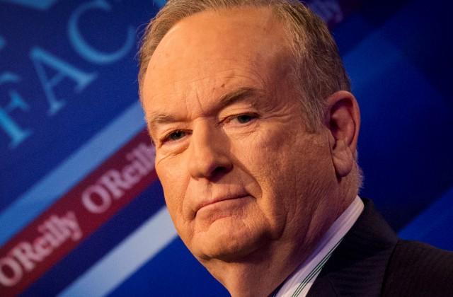 Bils O'Reilijs (Bill O Reilly)