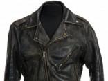 Sveizija «Netīro deju» ādas jaka pārdota izsolē par 62 000 dolāru