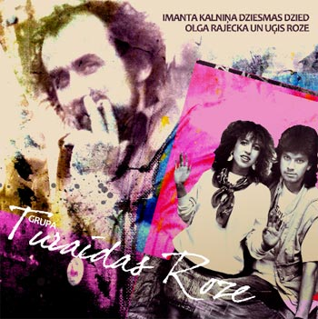 """Grupa """"Turaidas Roze"""" izdod savu pirmo CD"""