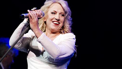 Olga Rajecka sniedz koncertu Nacionālajā operā