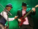 «Latvian Blues Band & Friends» koncertzālē «Rīga»