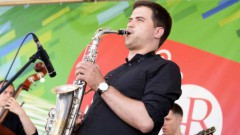 Ar konceru stacijas laukumā sācies džeza festivāls «Rīgas ritmi»
