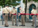 Vardarbība Vācijā aizēno Baireitas festivāla atklāšanu