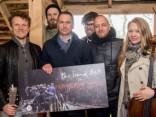 «The Sound Poets» paziņo koncerta Siguldā īpašos viesus