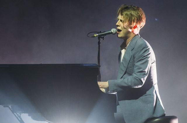 """Toms Odels uzstājas koncertzālē """"Palladium"""""""