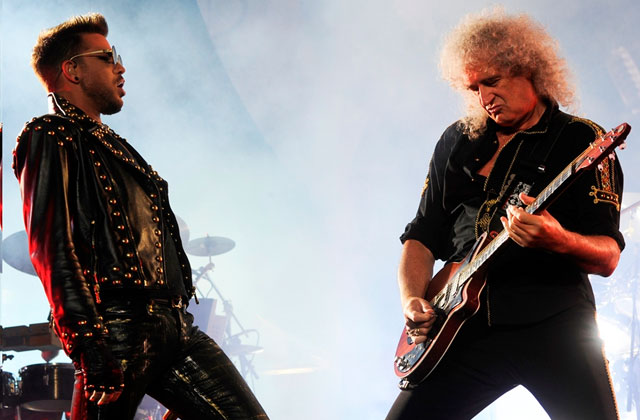 «Queen» un Adams Lamberts