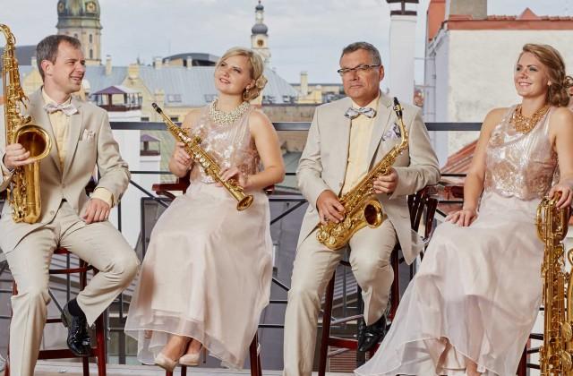 Rīgas saksofonu kvartets