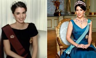 Top 12: stilīgākās karalisko ģimeņu sievietes