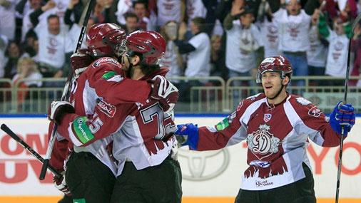Rīgas ''Dinamo'' hokejisti