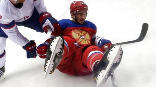 Skandāls Krievijas hokejā! Stenlija kausa čempions apcietināts par vardarbību mājās