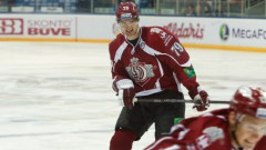 Pavlovam pirmie vārti ECHL čempionātā