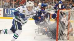 Ķēniņš iemet Gudļevska konkurentam un izcīna uzvaru AHL spēlē