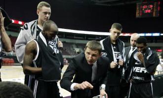 «VEF Rīga» basketbolisti Eiropas kausa sezonu noslēdz ar pamatīgu «zāģi»