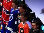 Girgensona komanda uzvar NHL Zvaigžņu spēles konkursos
