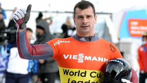 Martins Dukurs jau sesto reizi kļuvis par Eiropas čempionu