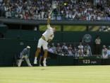 Džokovičs iekļūst Vimbldonas tenisa turnīra trešajā kārtā