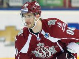 Rīgas «Dinamo» nespēj realizēt iespējas un piedzīvo zaudējumu