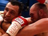 Fjūrijs pieveic Kļičko un šokē boksa pasauli