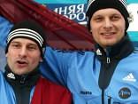 Brāļi Dukuri kļūst par Eiropas čempioniem!