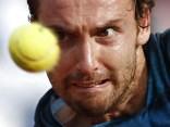 «Roland Garros» astotdaļfināls: Gulbis - Gofēns
