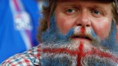 99,8% islandiešu vērojuši spēli pret Angliju