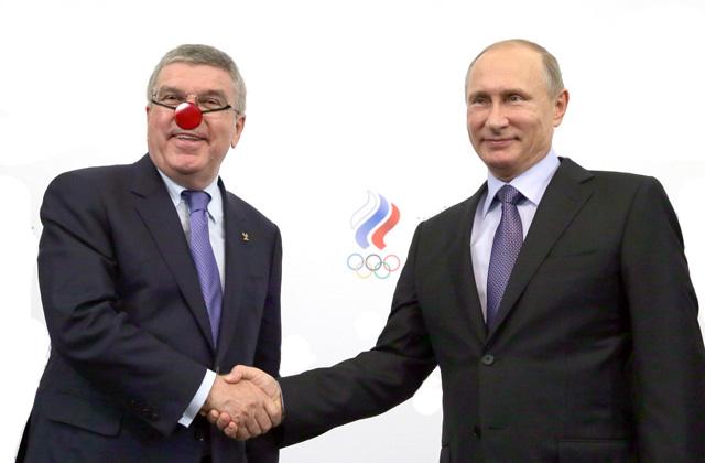 WADA разочаровано решением МОК о допуске россиян на Олимпиаду - Цензор.НЕТ 8812