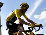 Frūms trešo reizi karjerā uzvar «Tour de France»
