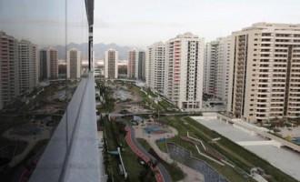 Fotostāsts: Kā izskatās Rio olimpiskais ciemats?