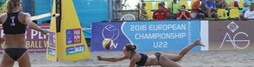 Graudiņa un Kravčenoka kļūst par Eiropas U-22 čempionēm