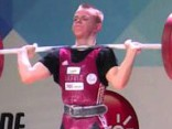 Suharevu tikai kilograms šķir no Eiropas junioru čempionāta zelta